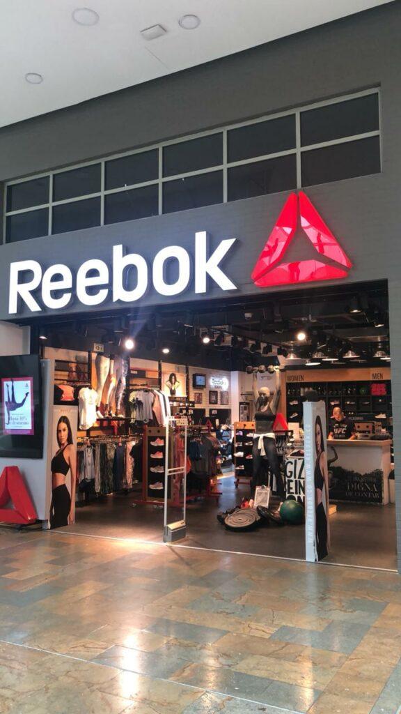 Local Reebok