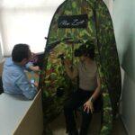 cabina portable my zent