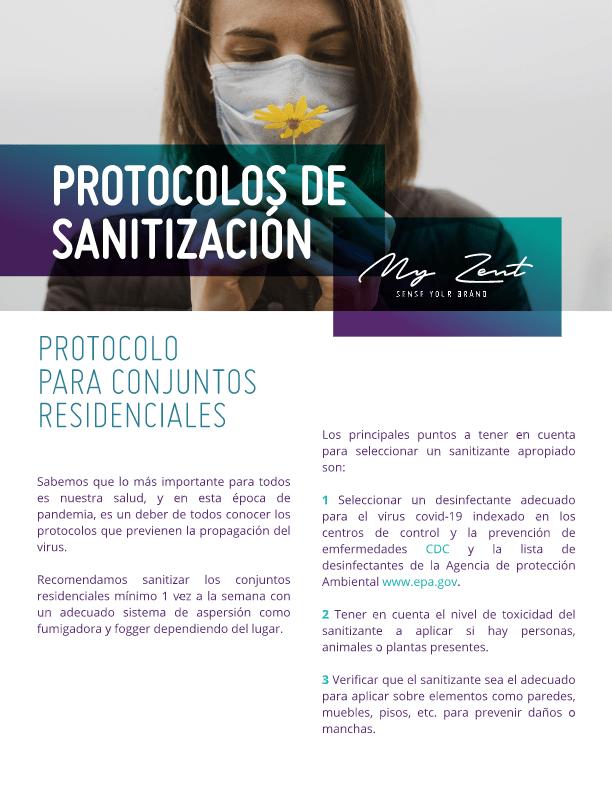 protocolos de bioseguridad en conjuntos residenciales